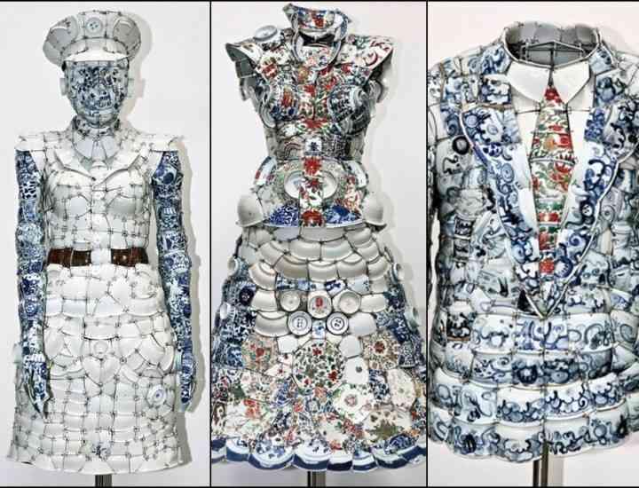 Costumele din porţelan – o nouă modă?