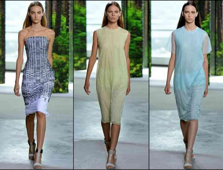 La 13 ani după atentate, moda defilează la World Trade Center