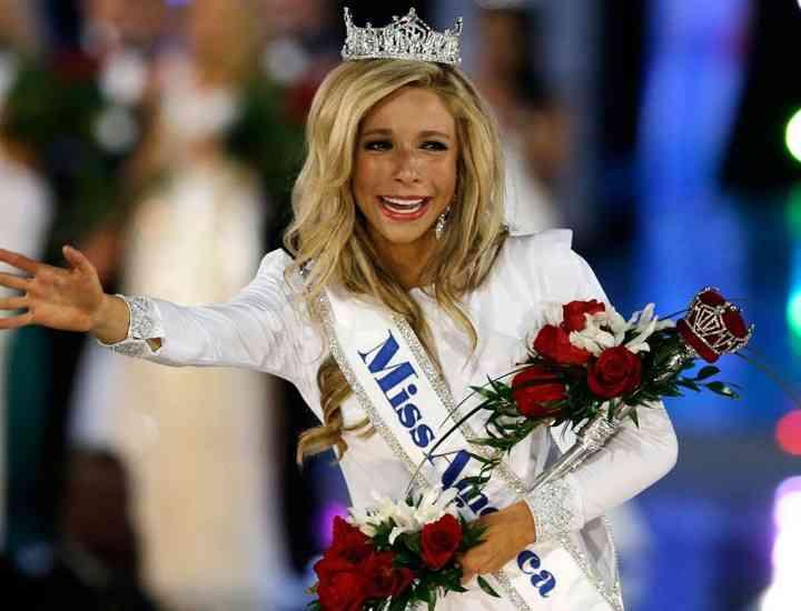 Miss America este rusoaică
