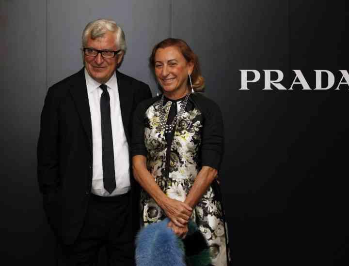 Miuccia Prada investigată de FISC