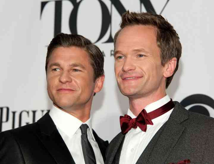 "Neil Patrick Harris, din ""How I Met Your Mother"", s-a căsătorit"