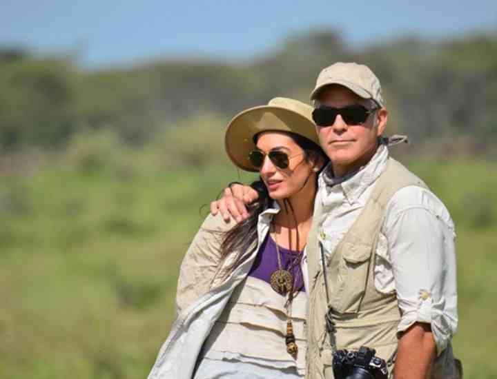 George Clooney se căsătorește mâine, la Londra. Ce rochie va purta logodnica lui