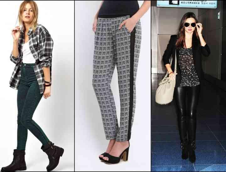 3 tipuri de pantaloni care se poartă în această toamnă