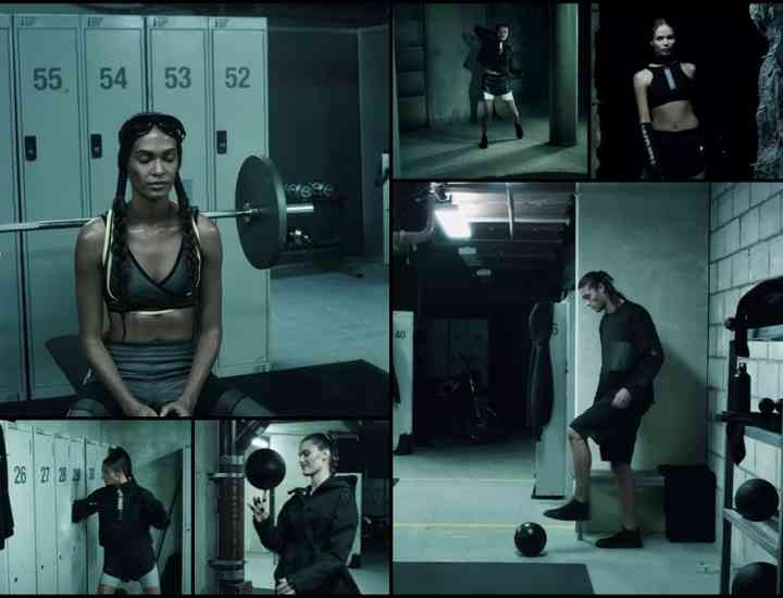 Alexander Wang a lansat o campanie impresionantă pentru H&M