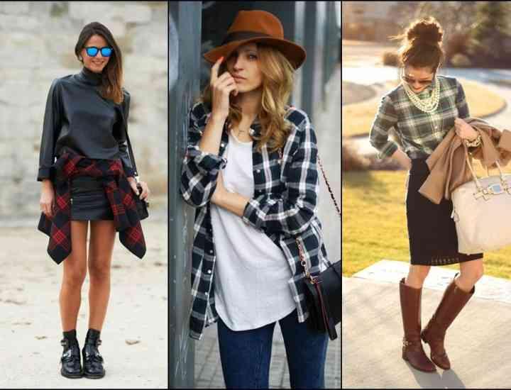Trend alert – cămaşa în carouri