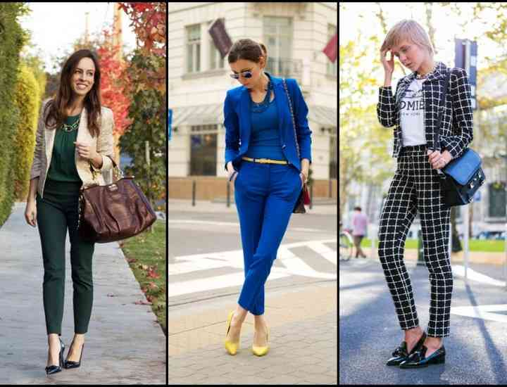 Costume business pentru femei