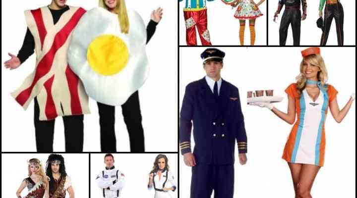 10 idei de costume pentru cupluri de Halloween