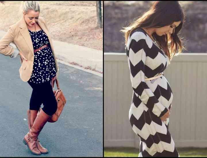 Tendinţe vestimentare pentru femeile însărcinate
