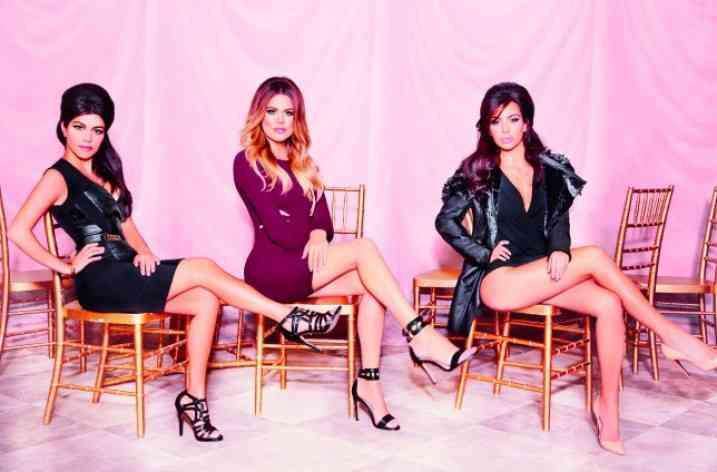 Femeile din familia Kardashian au creat a cincea colecţie pentru Lipsy