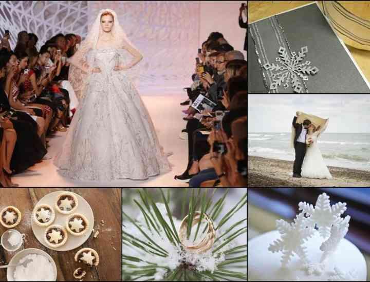 Idei pentru o nuntă perfectă iarna