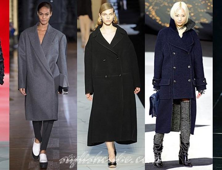Paltoane de iarnă: Ce modele de paltoane se poartă în iarna 2014