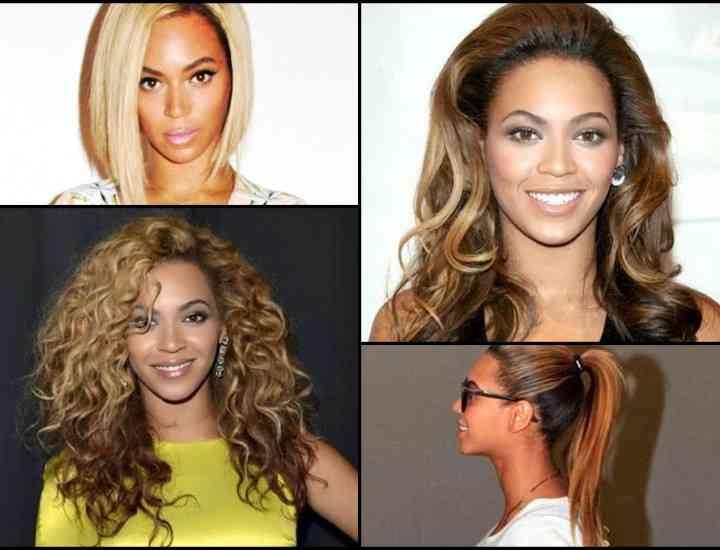 Cele mai frumoase coafuri ale lui Beyonce