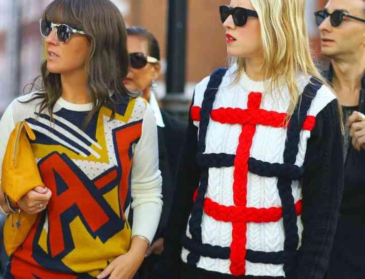 Ce se poartă în iarna 2014: Modele de pulovere la modă în iarna 2014