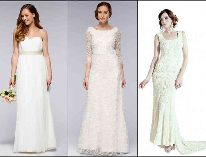 10 rochii de mireasă la preţuri accesibile