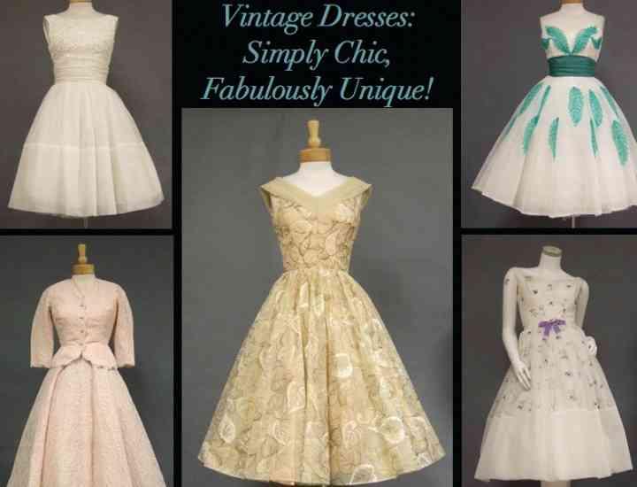 Ce să iei în considerare dacă vrei să cumperi rochii vintage