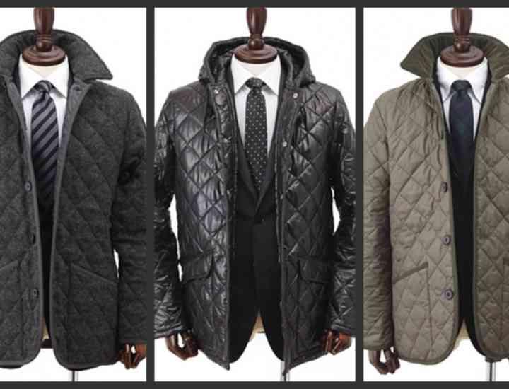 Tendinte modă 2014: Jacheta matlasată, din nou în trend iarna asta