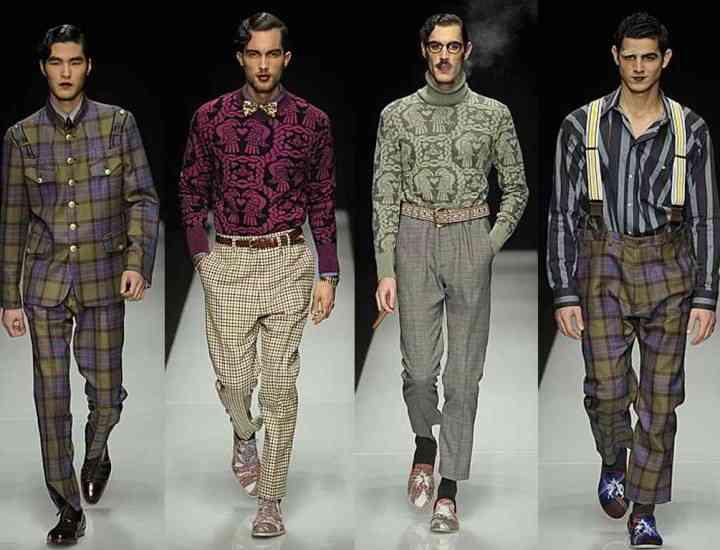 Trenduri vestimentare inedite din moda pentru bărbați din 2014, pe care le poți testa și în 2015