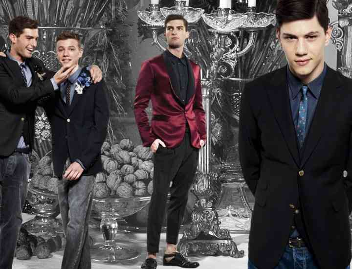 Ţinute de iarnă pentru bărbaţi: Cum să te îmbraci la petrecerile de Crăciun din 2014