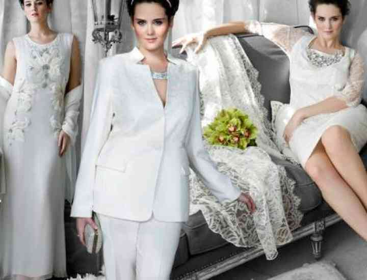 Colecția Marina Rinaldi de rochii de mireasă pentru femeile cu forme