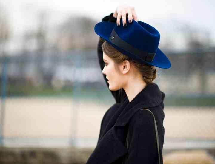 Pălării bărbăteşti la modă pentru femei, în 2015