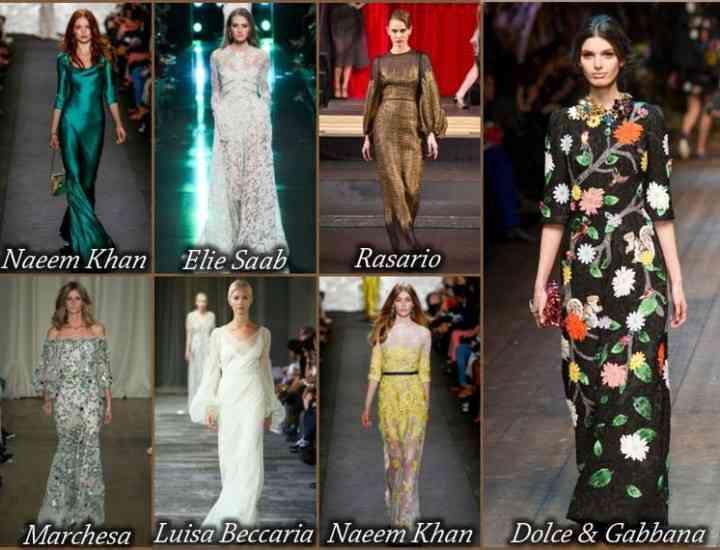 Modele de rochii de bal care se poartă în 2015