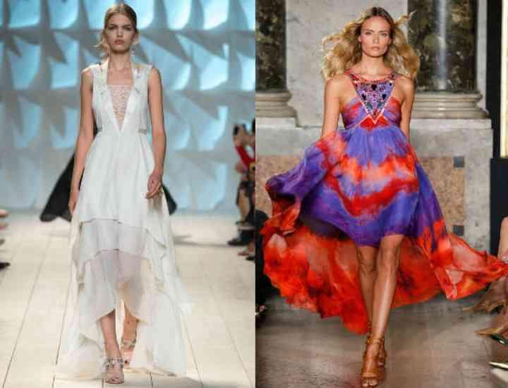 Rochii de vară 2015: Ce rochii se poartă vara asta