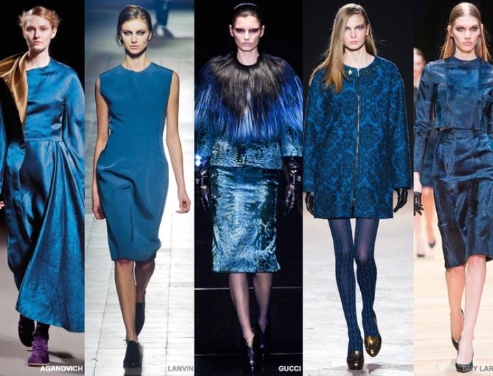 Culori la modă în primăvara / vara 2015