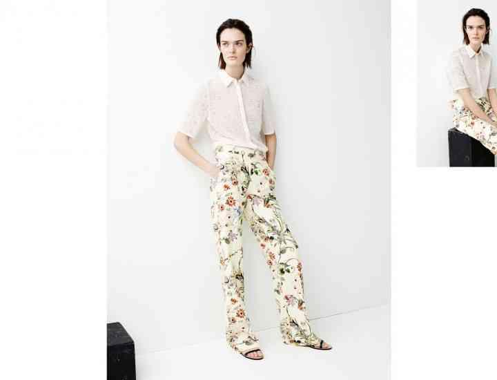 Zara prezintă piesele cheie care se poarta în primăvara 2015 în cel mai nou catalog