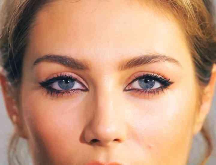 Cum să te machiezi dacă ai ochii albaștri. Modele de make-up pentru ochii albaștri