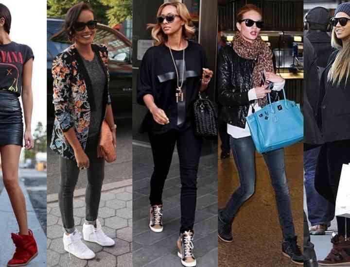 Combinații fabuloase și trendy de purtat cu o pereche de adidași