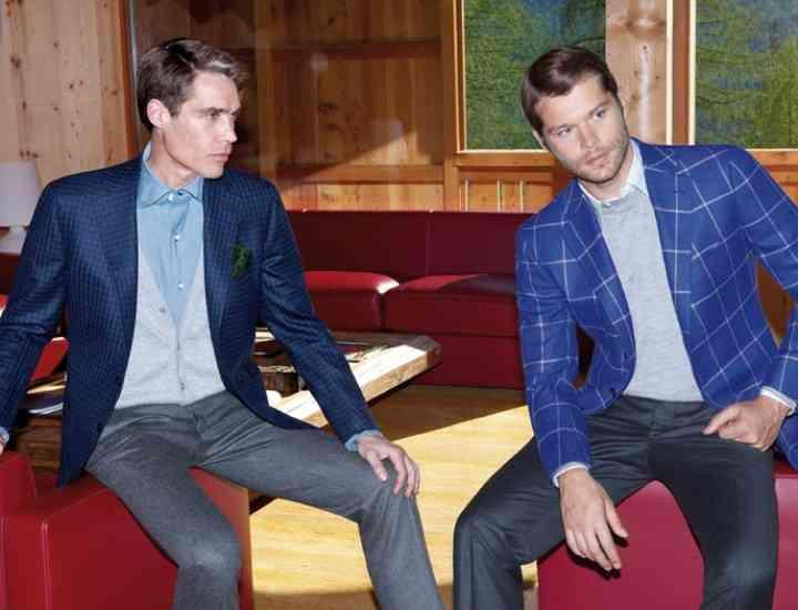 Carourile, dungile şi imprimeurile, la modă pentru bărbaţi în 2015