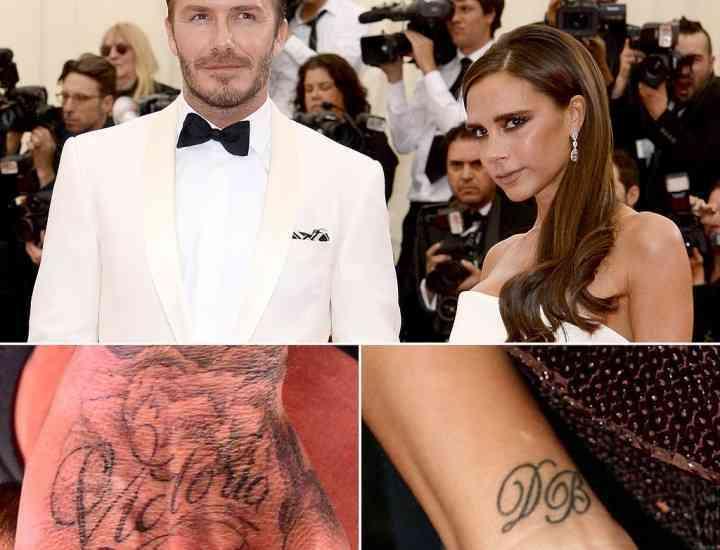 TATUAJE DE CUPLU. Celebrități care și-au făcut tatuaje de cuplu