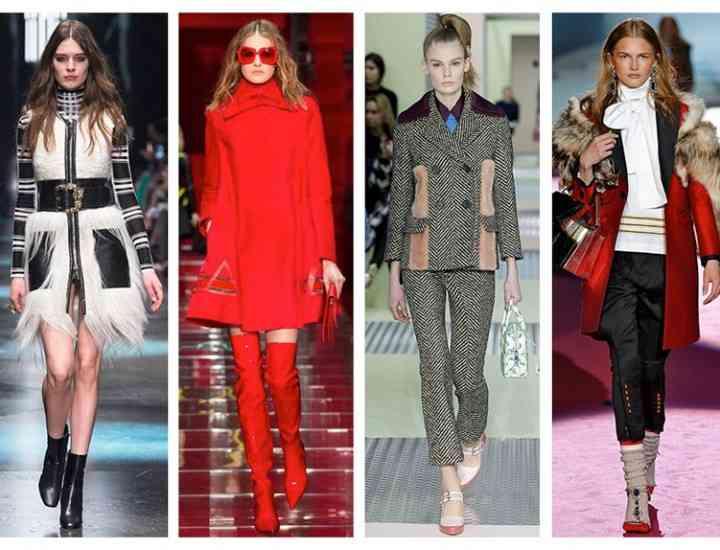 Trenduri cheie de la Milano Fashion Week care se vor purta la toamnă