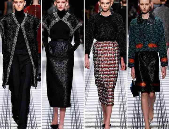 Colecția Balenciaga pentru toamna / iarna 2015-2016 – Paris Fashion Week