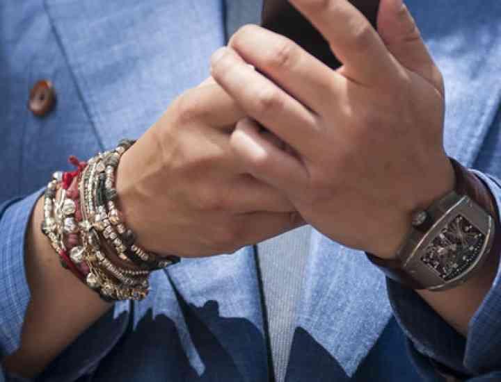 Bijuterii la modă pentru Bărbați în 2015