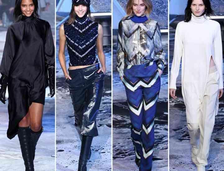 H & M a prezentat colecția Studio pentru toamna / iarna 2015-2016