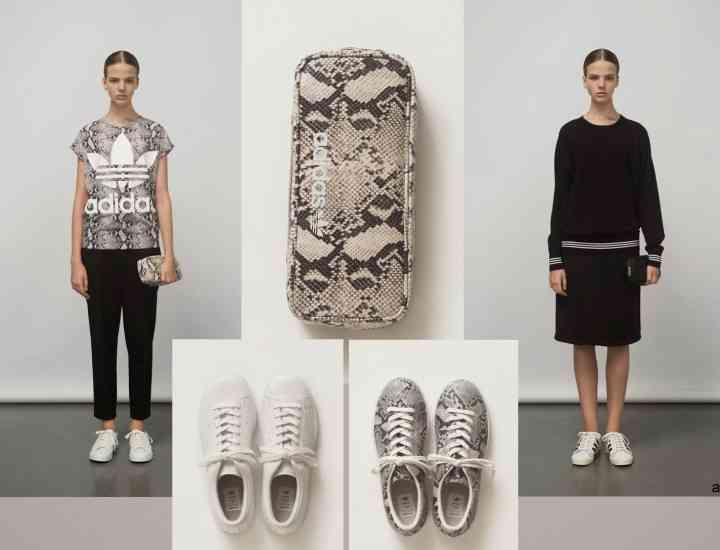 Adidas Originals a lansat o nouă colecție în colaborare cu Hyke pentru primăvara/vara 2015