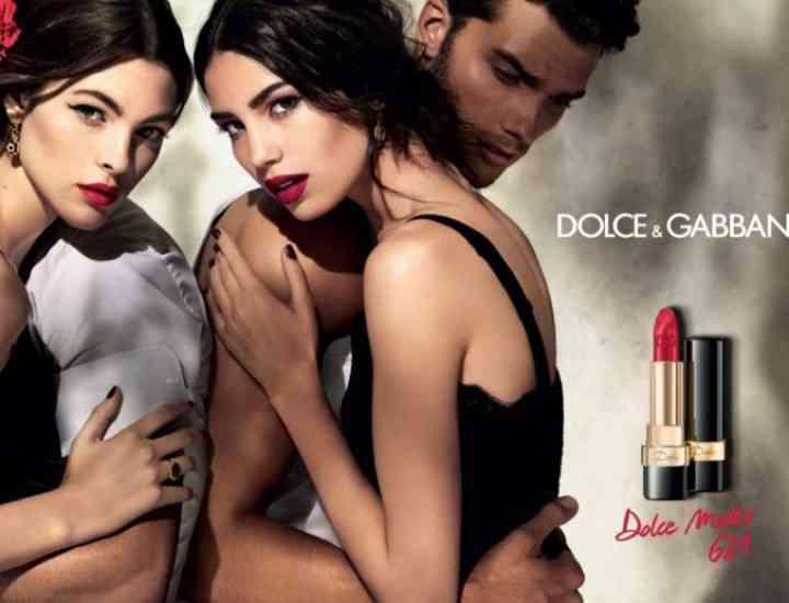Dolce & Gabbana lansează o gamă de rujuri Dolce Matte pentru primăvara 2015
