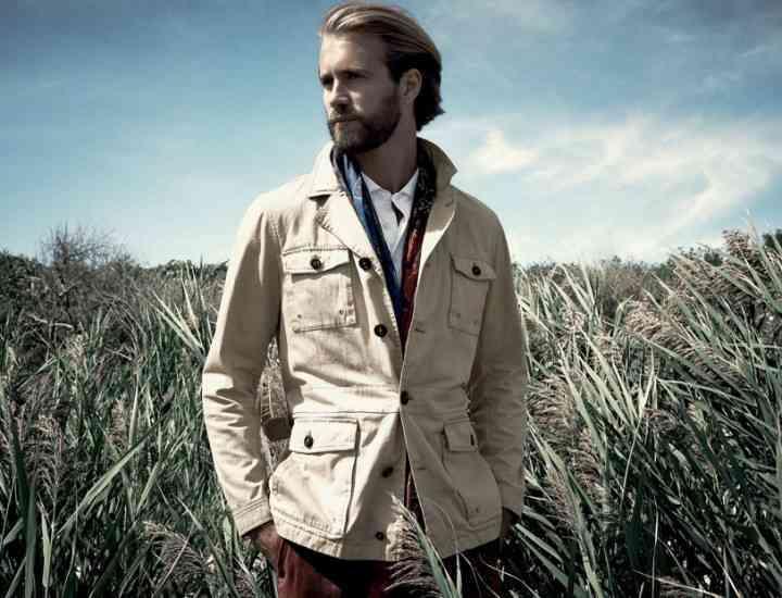 Jachete la modă pentru bărbaţi, de Primăvară 2015- Jacheta Safari, Jacheta Tech, Jacheta Bombardier