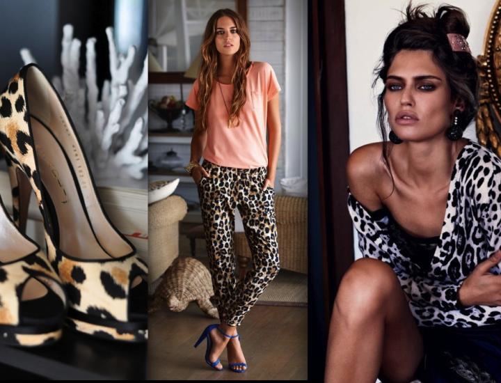 Leopard print – imprimeul must-have al fiecărui sezon