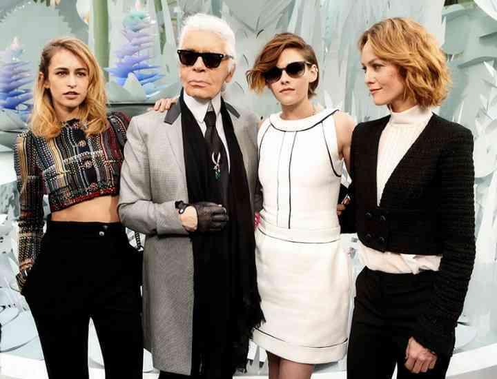 Kristen Stewart, Vanessa Paradis și Alice Dellal fețele campaniei de genți Chanel 11.12