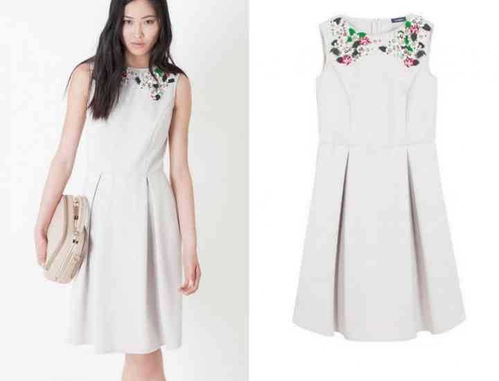 Rochii la modă în colecția Max & Co pentru primăvara 2015
