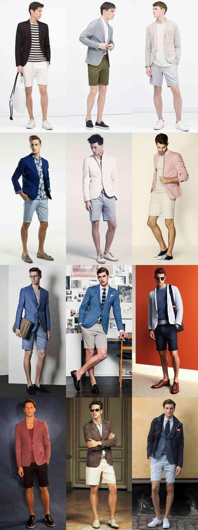 3 costum pantaloni scurt