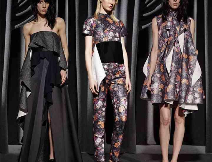 Colecția Viktor & Rolf pentru toamna / iarna 2015-2016 la Paris Fashion Week