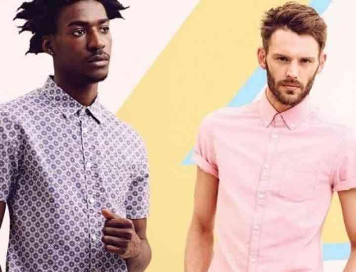 Cum să porţi cămaşa cu mâneci scurte în această vară