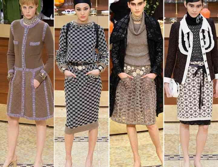 Colecția Chanel toamnă / iarnă 2015-2016 – Paris Fashion Week