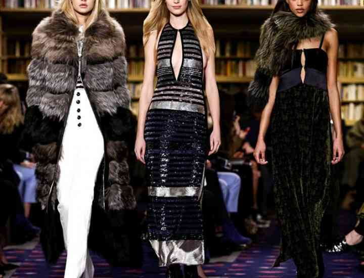 Colecția Sonia Rykiel pentru toamna / iarna 2015-2016 – Paris Fashion Week