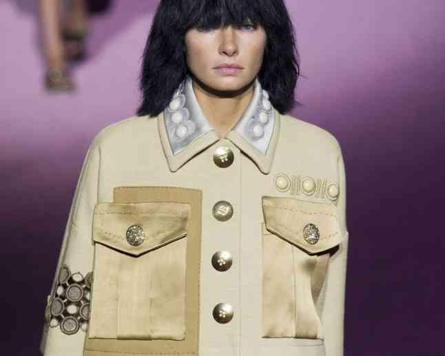 moda 2015 inspiratie militara
