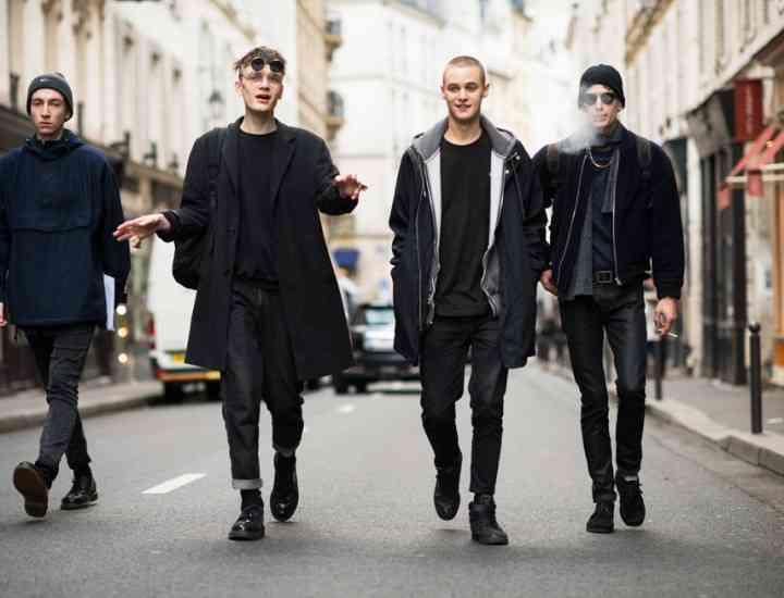 Piese franţuzeşti, la modă pentru bărbaţi în 2015
