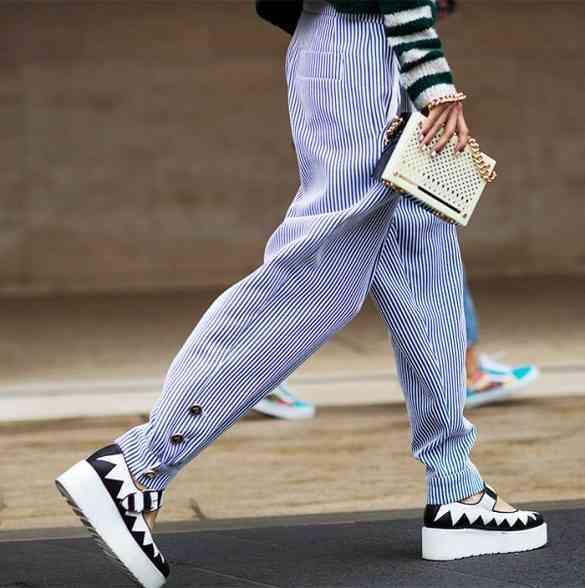 pantaloni cu dungi 2